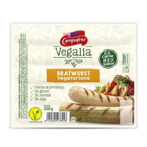 Salchicha viena vegetariana vegalia 200 gr