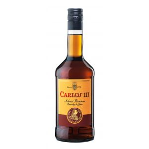 Brandy carlos iii botella 70cl