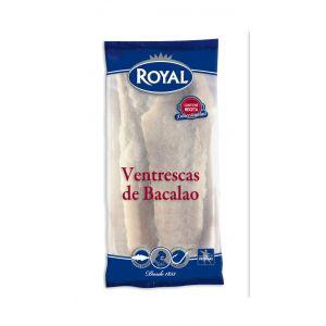 Bacalao gadus morhua ventresca royal 450gr