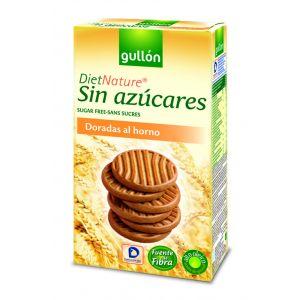 Galleta dorada diet sin azucar gullon 330g