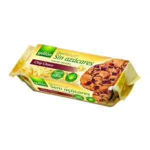 Galleta chipchoco sin azucar gullon 125g