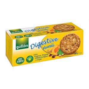 Galleta digestive muesli gullon  365g