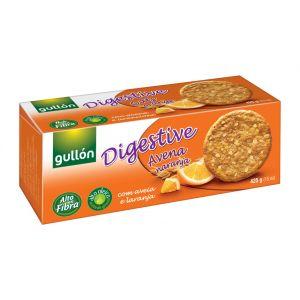 Galleta digestive avena naranja gullon 425 gr
