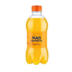 Refresco  naranja kas pet 50cl