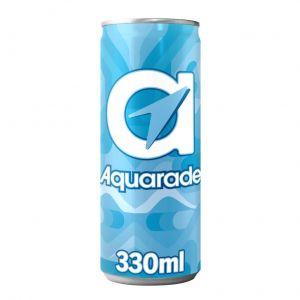 Bebida refrescante  limon g aquarade lata sleek 33cl