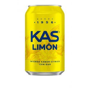 Refresco  limon kas lata 33cl