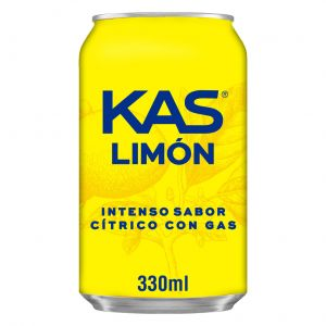 Refresco  limon kas lata 33cl