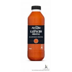 Gazpacho refrigerado original alvalle pet 750ml