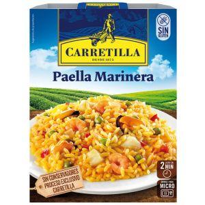 Paella marinera carretilla tarrina 250g
