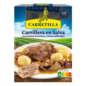 Carrillera patata/seta carretilla 300gr