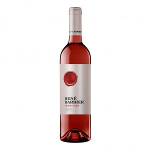 Vino do penedes rosado rene barbier 75cl