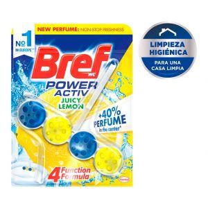 Limpiador wc activo limón bref 51 gr