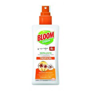 Repelente mosquitos tropical bloom 100ml