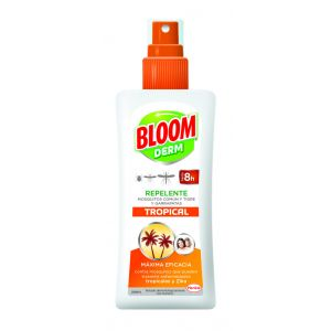Repelente mosquitos tropical bloom 100ml