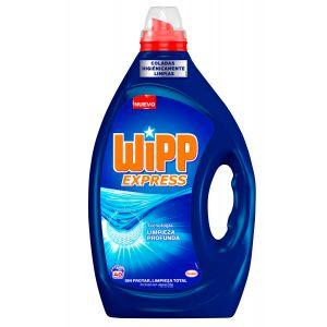 Detergente liquido azul wipp 40 ds 2l