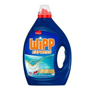 Detergente líquido liso & limpio wipp 31 dosis 2,112 litros