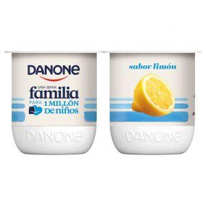 Yogur limon danone p-4x120g