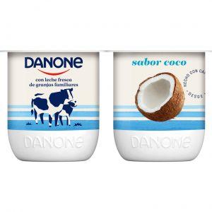 Yogur coco danone p-4x120g