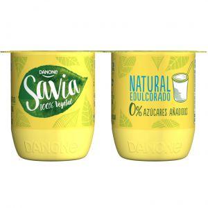 Fermentado natural de soja danone savia p4x120g
