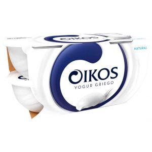 Yogur  natural oikos p-4x110g