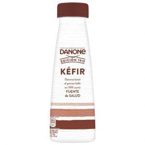 Yogur liquido kefir danone 280g
