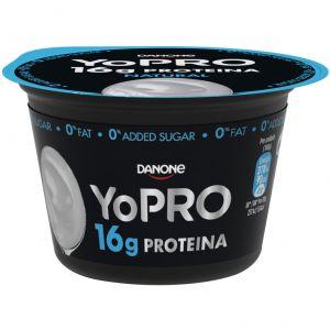 Yogur natural yopro p-2 x160gr