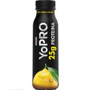 Yogur liquido limon-fresa yopro 300gr