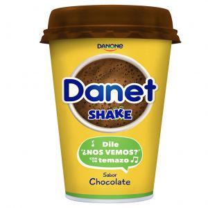 Batido shake chocolate danet 211ml
