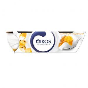 Yogur mango-maracuya oikos p2- 220gr