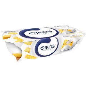 Yogur piña-coco oikos p2- 220gr