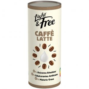 Yogur liquido cafe light free 239gr