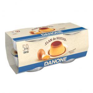 Flan de huevo danone p-4 400gr