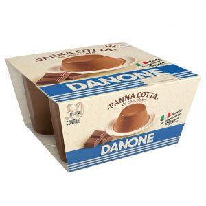 Panna cotta chocolate danone p-4 400gr