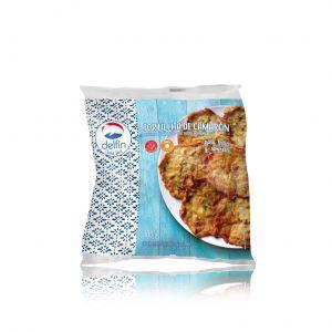 Tortillitas de camarones delfin paq. 300 gr
