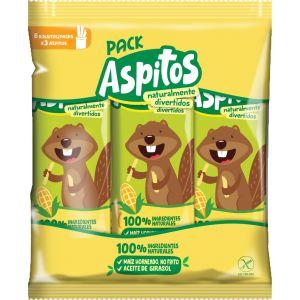 Aperitivo maiz super aspitos 6 und 40g