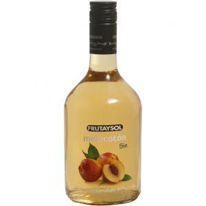 Licor s/alcohol melocoton frutaysol bot 70cl