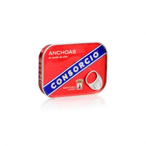 Anchoa  aceite oliva consorcio rr78 50g ne