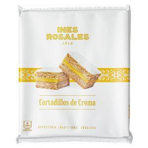 Cortadillo crema ines rosales p6ux 36g
