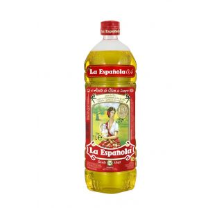 aceite de oliva suave la española 1l