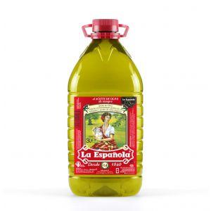 aceite de oliva suave la española 3l