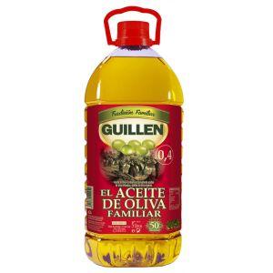 Aceite oliva suave guillen 5l