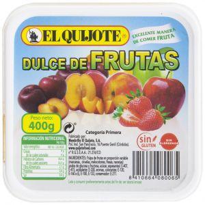 Dulce de frutas el quijote fiambrera 400g