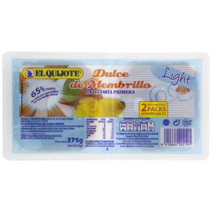 Dulce de membrillo light el quijote 400g