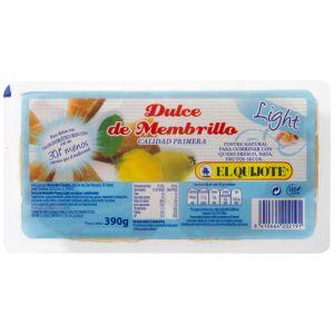 Dulce de membrillo light el quijote 400g