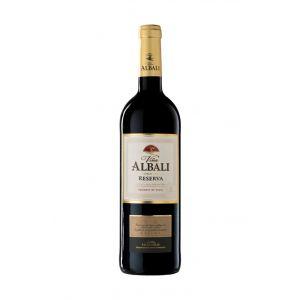 Vino valdepeñas tinto viña albali reserva 75cl
