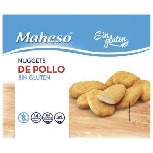 Nugget sin gluten pollo maheso bolsa 300g