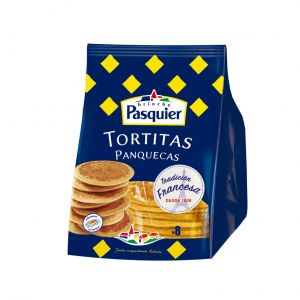 Tortitas recondo pack de 8 unidades de 35g