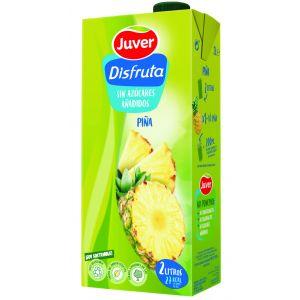 Nectar sin azucar de piña disfruta brik 2l
