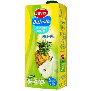 Nectar sin azucar pera-piña disfruta juver 2l