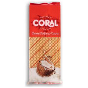 Barquillo boer coco coral  450g